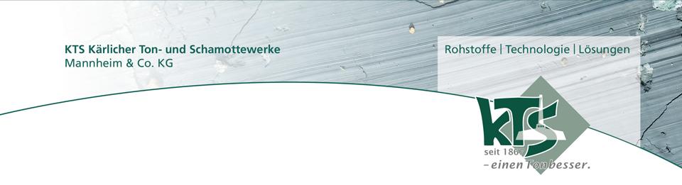 KTS Kärlicher Ton und Schamottewerke Logo